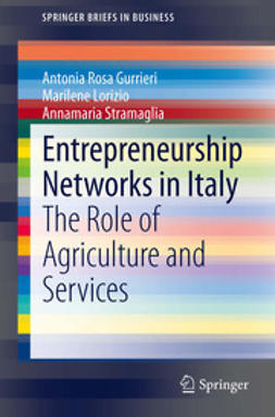 Gurrieri, Antonia Rosa - Entrepreneurship Networks in Italy, ebook