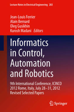 Bernard, Alain - Informatics in Control, Automation and Robotics, ebook