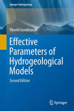Gorokhovski, Vikenti - Effective Parameters of Hydrogeological Models, ebook