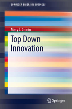 Cronin, Mary J - Top Down Innovation, ebook