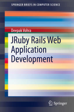 Vohra, Deepak - JRuby Rails Web Application Development, e-kirja