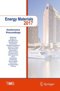 Brinkman, Kyle - Energy Materials 2017, e-kirja
