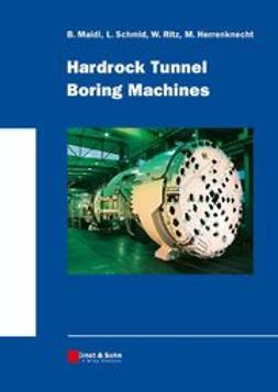 Maidl, Bernhard - Hardrock Tunnel Boring Machines, e-bok