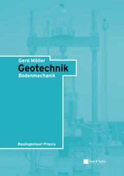 M?ller, Gerd - Geotechnik: Bodenmechanik, e-bok
