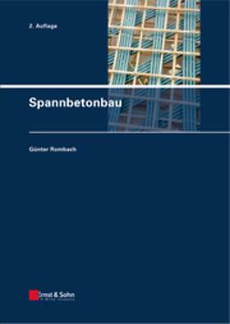 Rombach, G?nter - Spannbetonbau, ebook