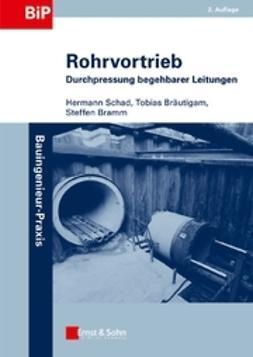Schad, Hermann - Rohrvortrieb, ebook