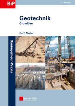 Möller, Gerd - Geotechnik: Grundbau, ebook