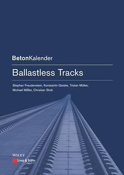 Freudenstein, Stephan - Ballastless Tracks, e-bok