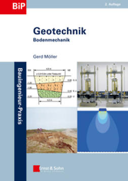 Möller, Gerd - Geotechnik - Band 1: Grundbau und Band 2:   Bodenmechanik, ebook