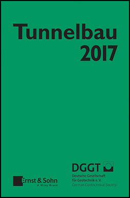 - DGGT: TB Tunnelbau 2017, ebook