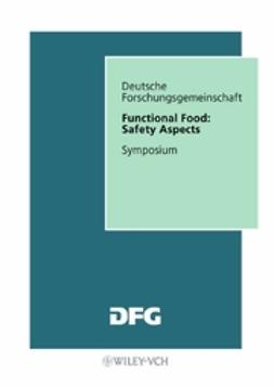 SKLM, Senate Commission on Food Safety - Functional Food: Safety Aspects: Symposium, ebook