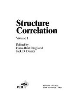 Bürgi, Hans-Beat - Structure Correlation, ebook