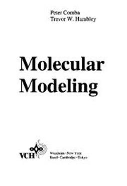 Comba, Peter - Molecular Modeling of Inorganic Compounds, e-kirja