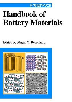 Besenhard, J. O. - Handbook of Battery Materials, ebook
