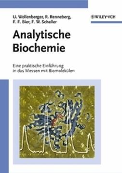 Wollenberger, Ulla - Analytische Biochemie, ebook