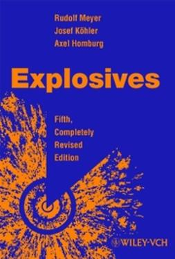 Homburg, Axel - Explosives, ebook