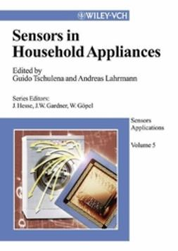 Lahrmann, Andreas - Sensors Applications, Sensors in Household Appliances, ebook