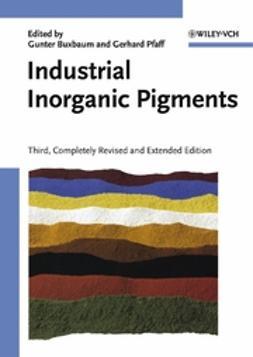 Buxbaum, Gunter - Industrial Inorganic Pigments, e-bok