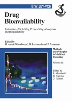 Artursson, Per - Drug Bioavailability: Estimation of Solubility, Permeability, Absorption and Bioavailability, ebook