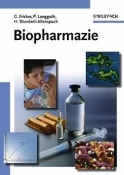 Langguth, Peter - Biopharmazie, ebook