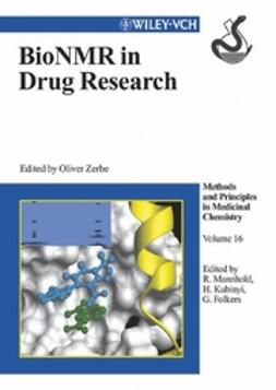 Folkers, Gerd - BioNMR in Drug Research, e-bok