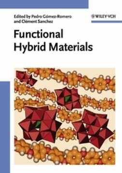 Gómez-Romero, Pedro - Functional Hybrid Materials, ebook