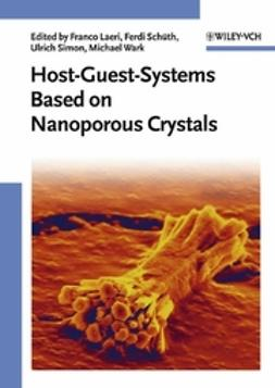 Laeri, Franco - Host-Guest-Systems Based on Nanoporous Crystals, ebook