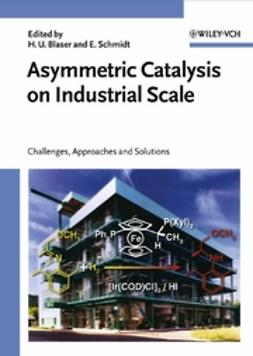 Blaser, Hans Ulrich - Asymmetric Catalysis on Industrial Scale: Challenges, Approaches and Solutions, ebook