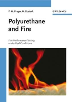 Prager, F. H. - Polyurethane and Fire: Fire Performance Testing under Real Conditions, ebook