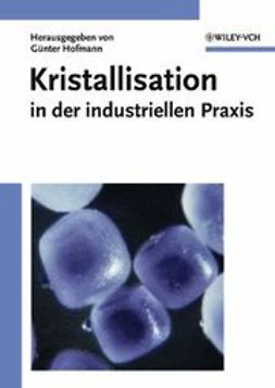 Hofmann, Günter - Kristallisation in der industriellen Praxis, ebook