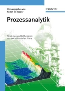 Kessler, Rudolf W. - Prozessanalytik: Strategien und Fallbeispiele aus der industriellen Praxis, e-bok