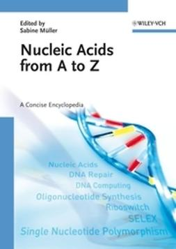 Müller, Sabine - Nucleic Acids from A to Z, e-kirja