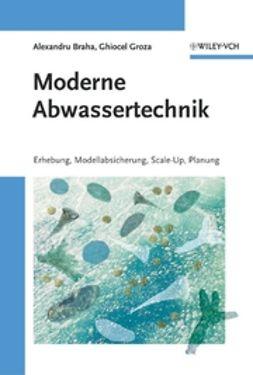 Braha, Alexandru - Moderne Abwassertechnik: Erhebung, Modellabsicherung, Scale-Up, Planung, ebook