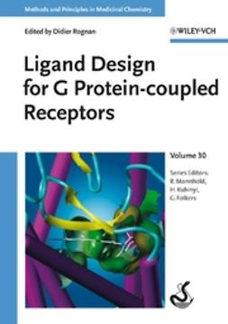 Folkers, Gerd - Ligand Design for G Protein-coupled Receptors, ebook