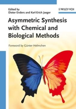 Enders, Dieter - Asymmetric Synthesis with Chemical and Biological Methods, ebook