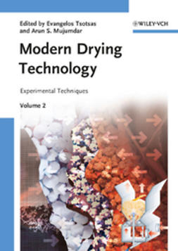 Tsotsas, Evangelos - Modern Drying Technology, Experimental Techniques, ebook