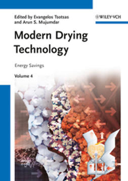 Tsotsas, Evangelos - Modern Drying Technology, Energy Savings, ebook