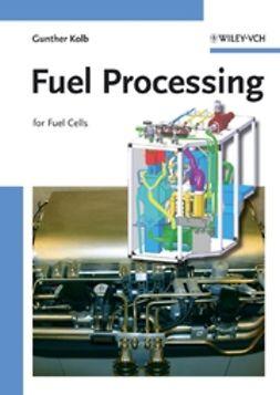 Kolb, Gunther - Fuel Processing: For Fuel Cells, ebook