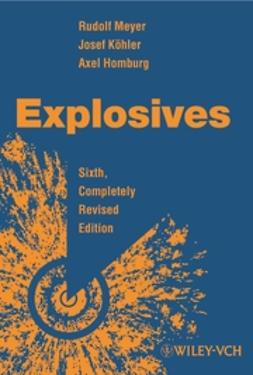 Meyer, Rudolf - Explosives, ebook