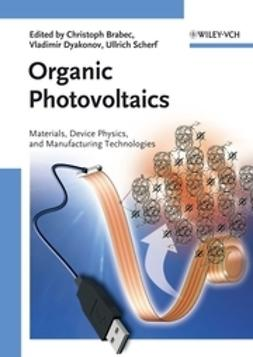 Brabec, Christoph - Organic Photovoltaics, ebook