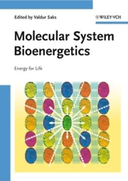 Saks, Valdur - Molecular System Bioenergetics: Energy for Life, ebook