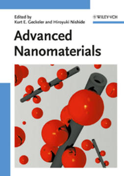 Geckeler, Kurt E. - Advanced Nanomaterials, ebook