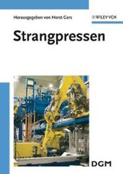 Gers, Herausgegeben von Horst - Strangpressen, e-bok