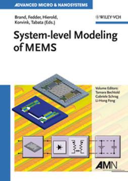 Bechtold, Tamara - System-level Modeling of MEMS, e-kirja