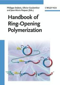 Coulembier, Olivier - Handbook of Ring-Opening Polymerization, ebook