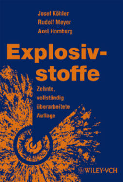 Köhler, Josef - Explosivstoffe, e-kirja