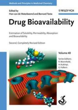 Waterbeemd, Han van de - Drug Bioavailability: Estimation of Solubility, Permeability, Absorption and Bioavailability, e-kirja