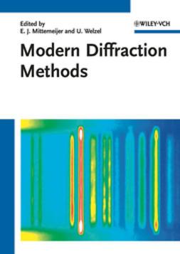 Mittemeijer, E. J. - Modern Diffraction Methods, ebook