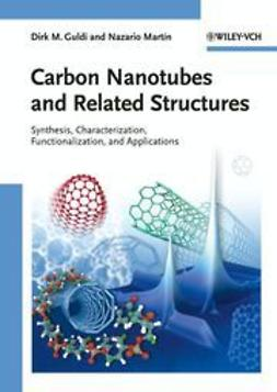 Guldi, Dirk M. - Carbon Nanotubes and Related Structures, e-bok