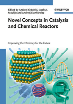 Cybulski, Andrzej - Novel Concepts in Catalysis and Chemical Reactors: Improving the Efficiency for the Future, ebook